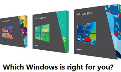Which Windows is right for you?